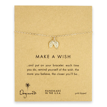 make+a+wish+angel+wings+bracelet%2C+gold+dipped