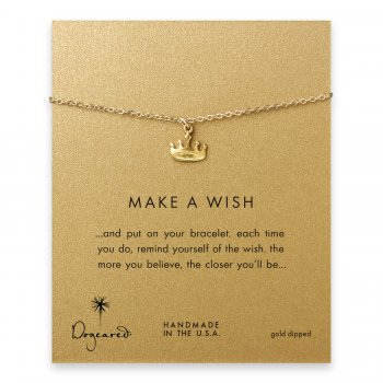 make+a+wish+crown+bracelet%2C+gold+dipped