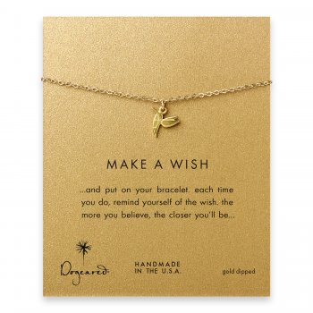 make+a+wish+hummingbird+bracelet%2C+gold+dipped
