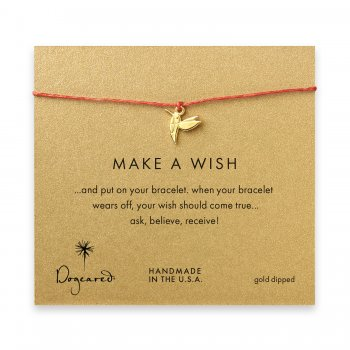 make+a+wish+hummingbird+bracelet+on+burnt+orange%2C+gold+dipped