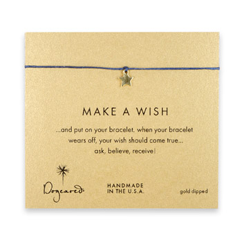 make+a+wish+star+bracelet+on+ocean%2C+gold+dipped
