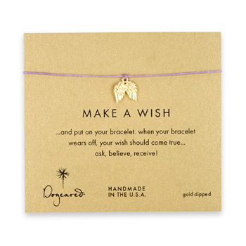 make+a+wish+angel+wings+bracelet+on+lilac%2C+gold+dipped