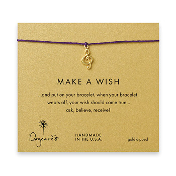 make+a+wish+bracelet+with+gold+dipped+treble+clef+on+plum