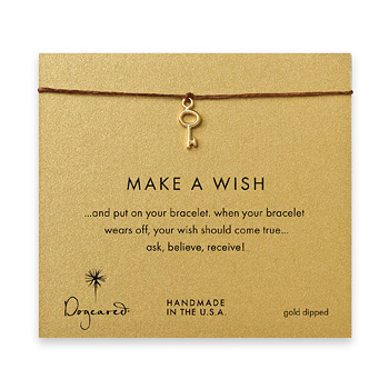 make+a+wish+key+bracelet+on+tobacco%2C+gold+dipped
