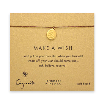 make+a+wish+wheat+bracelet+on+tobacco%2C+gold+dipped