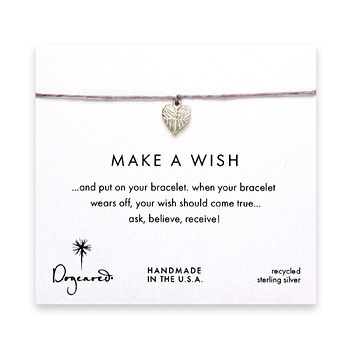 make+a+wish+feather+heart+bracelet+on+lilac%2C+sterling+silver