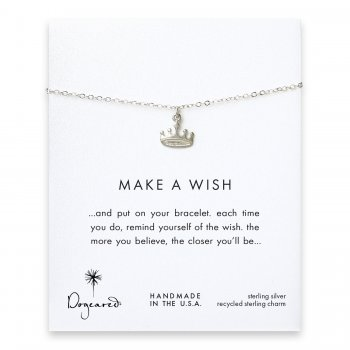 make+a+wish+crown+bracelet%2C+sterling+silver