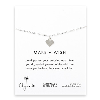 make+a+wish+perfect+heart+bracelet%2C+sterling+silver