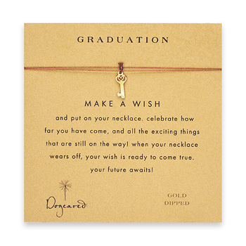 graduation+heart+key+necklace+on+tobacco%2C+gold+dipped