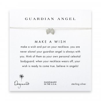 guardian+angel%2C+angel+wings+necklace+on+creme%2C+sterling+silver