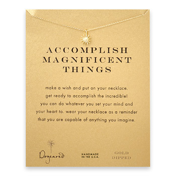 accomplish+magnificent+things+starburst+necklace%2C+gold+dipped