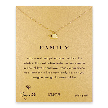 family+whale+necklace%2C+gold+dipped