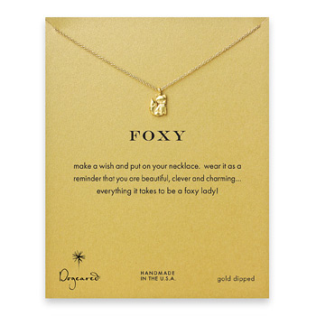 foxy+reminder+necklace+with+gold+dipped+fox