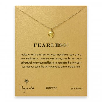fearless%21+flower+skull+necklace%2C+gold+dipped