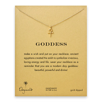 goddess+ankh+necklace%2C+gold+dipped