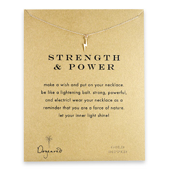 strength+and+power+lightning+bolt+necklace%2C+gold+dipped