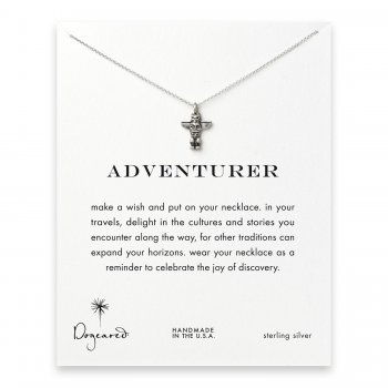 adventurer+totem+pole+necklace%2C+sterling+silver