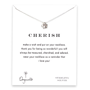 cherish+plumeria+necklace%2C+sterling+silver