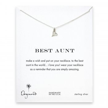 best+aunt+happy+heart+necklace%2C+sterling+silver