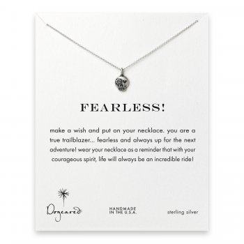 fearless%21+flower+skull+necklace%2C+sterling+silver
