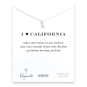 I+love+california+necklace%2C+sterling+silver