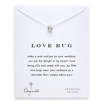 love+bug+ladybug+necklace%2C+sterling+silver