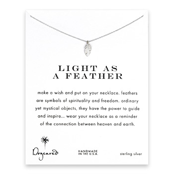 light+as+a+feather%2C+feather+necklace%2C+sterling+silver