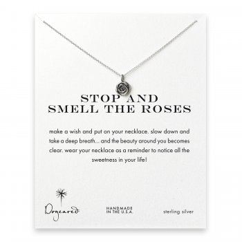 stop+and+smell+the+roses%2C+rose+necklace%2C+sterling+silver