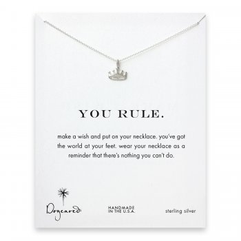 you+rule+crown+necklace%2C+sterling+silver