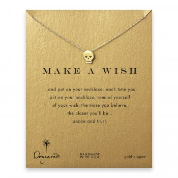 make+a+wish+skull+necklace%2C+gold+dipped
