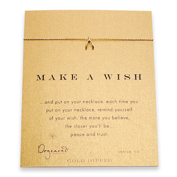 make+a+wish+wishbone+necklace%2C+gold+dipped