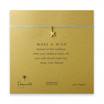 make+a+wish+starfish+necklace+on+silver%2C+gold+dipped