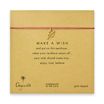 make+a+wish+necklace+with+gold+dipped+love+struck+heart+on+berry