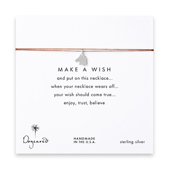 make+a+wish+necklace+with+sterling+silver+horse+on+tobacco