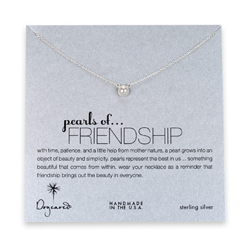 pearls+of+friendship+white+pearl+necklace%2C+sterling+silver