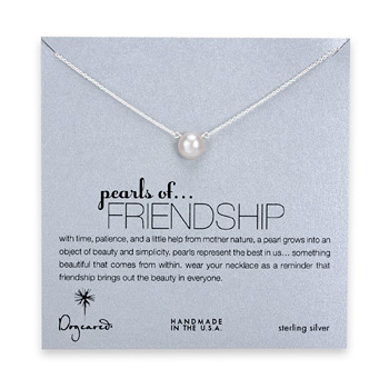 large+pearls+of+friendship+white+pearl+necklace%2C+sterling+silver+-+18+inch