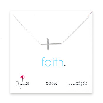 large+sideways+cross+necklace%2C+sterling+silver