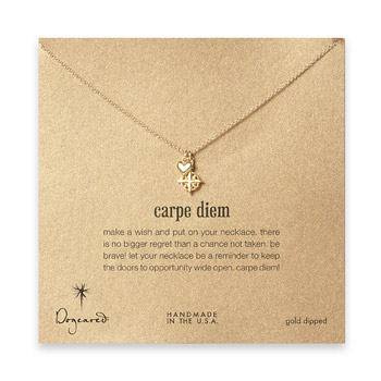 gold+dipped+carpe+diem+necklace