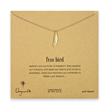 free+bird+feather+necklace%2C+gold+dipped