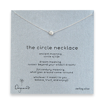 circle+necklace%2C+sterling+silver