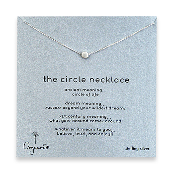 circle+necklace%2C+sterling+silver+-+18+inch