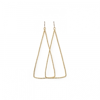 always+beautiful+sparkle+triangle+earrings%2C+gold+dipped
