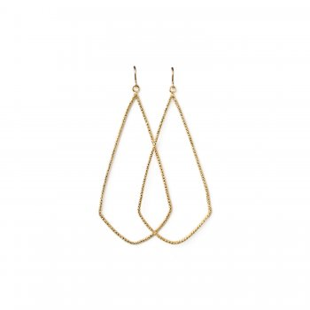 always+beautiful+sparkle+swing+earrings%2C+gold+dipped