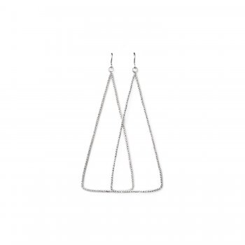 always+beautiful+sparkle+triangle+earrings%2C+sterling+silver