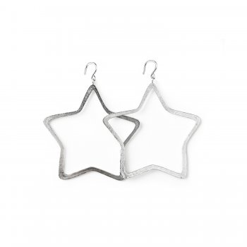 always+beautiful+star+earrings%2C+sterling+silver