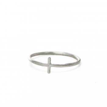 small+cross+ring%2C+sterling+silver%2C+size+5