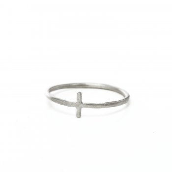 small+cross+ring%2C+sterling+silver%2C+size+7