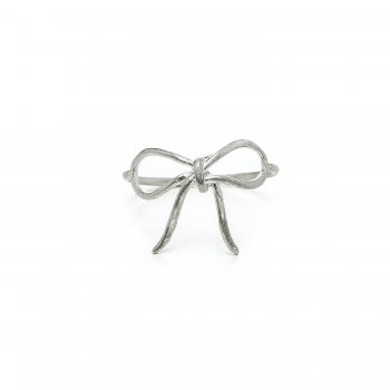 bow+ring%2C+sterling+silver%2C+size+8