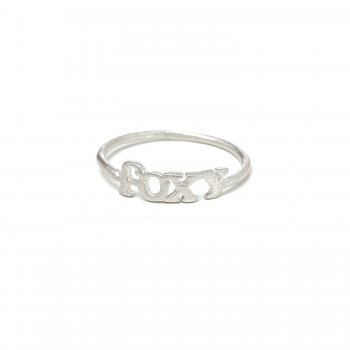foxy+ring%2C+sterling+silver%2C+size+7