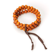 not to worry persimmon wood bracelet set of 3